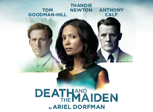 death and the maiden study guide The sparse staging of ariel dorfman's death and the maiden,  give local guide  this is a gripping study of three people locked in a battle of wills.