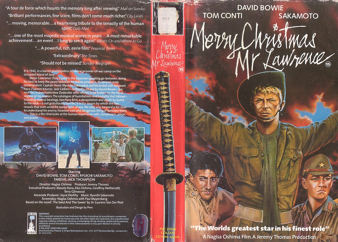 Merry Christmas Mr Lawrence: One of the best war films ever made ...