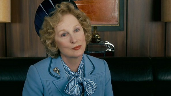 The Iron lady – Nothing to see but Meryl Streep | Lisa Thatcher