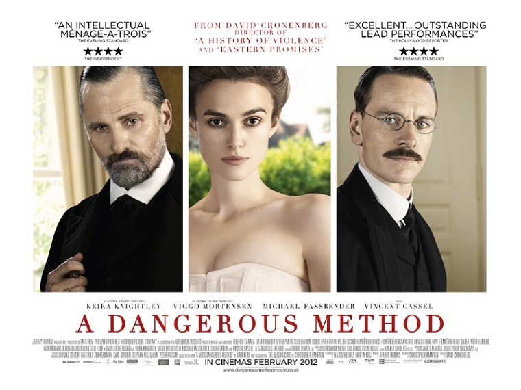 A dangerous Method – Cronenberg spins a Jungian yarn ... A Dangerous Method