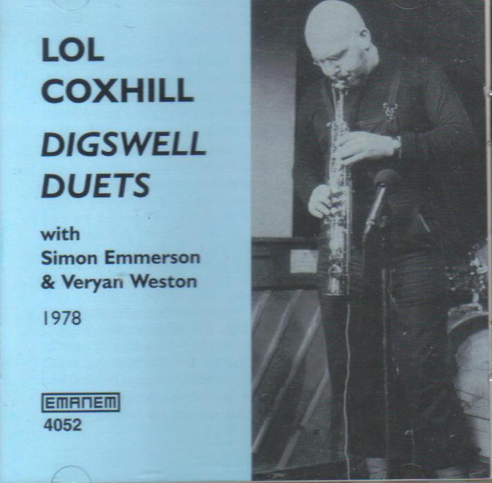 Lol Coxhill* Coxhill·- Daniel Deshays* Deshays - 10:02