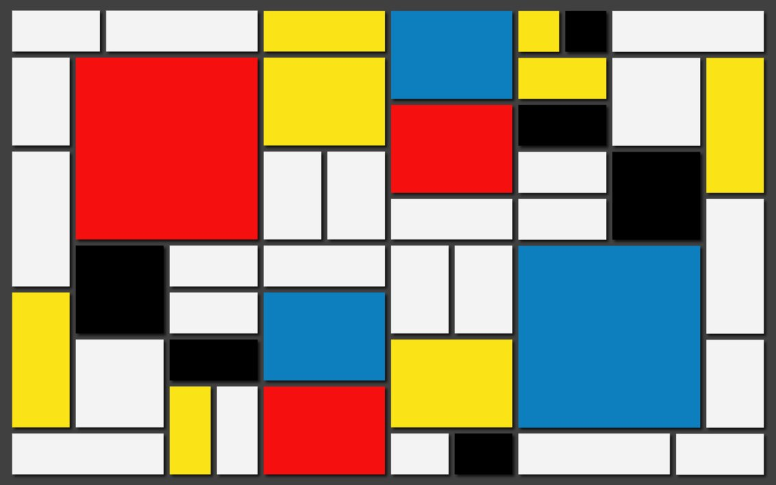 Piet Mondrian – Line over Form | Lisa Thatcher