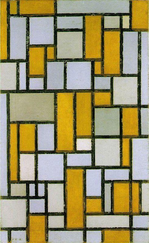 Piet Mondrian – Line over Form | Lisa Thatcher