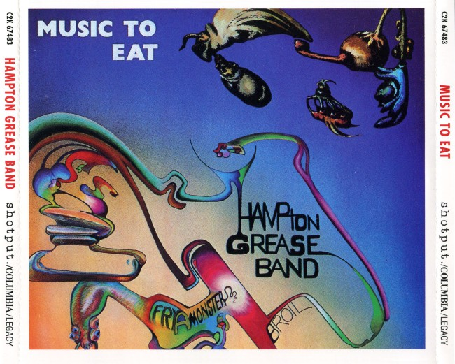 1971 - Music To Eat - Box.Front