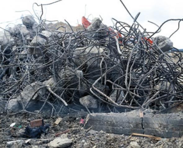 438 100 rubble