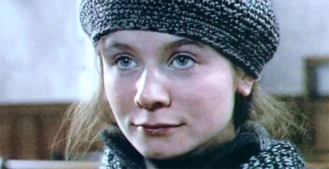 Image result for Bess from breaking The Waves