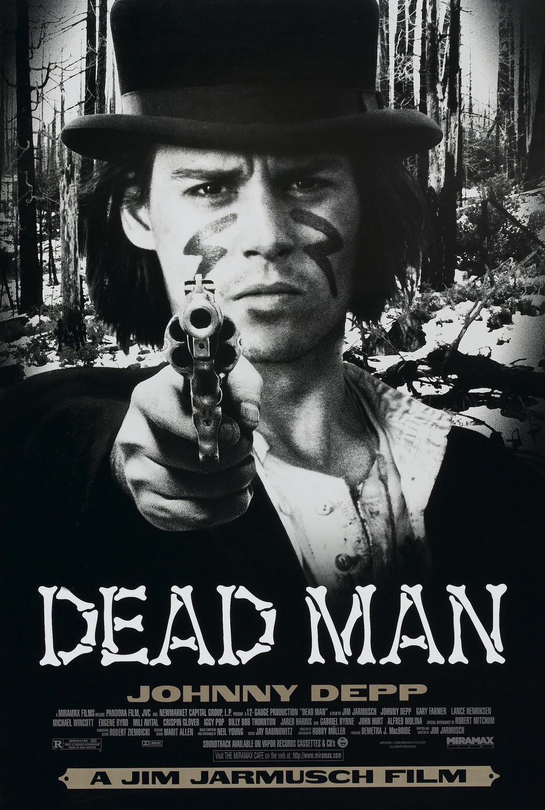 Dead Man Jim Jarmusch William Blake And The Death Of