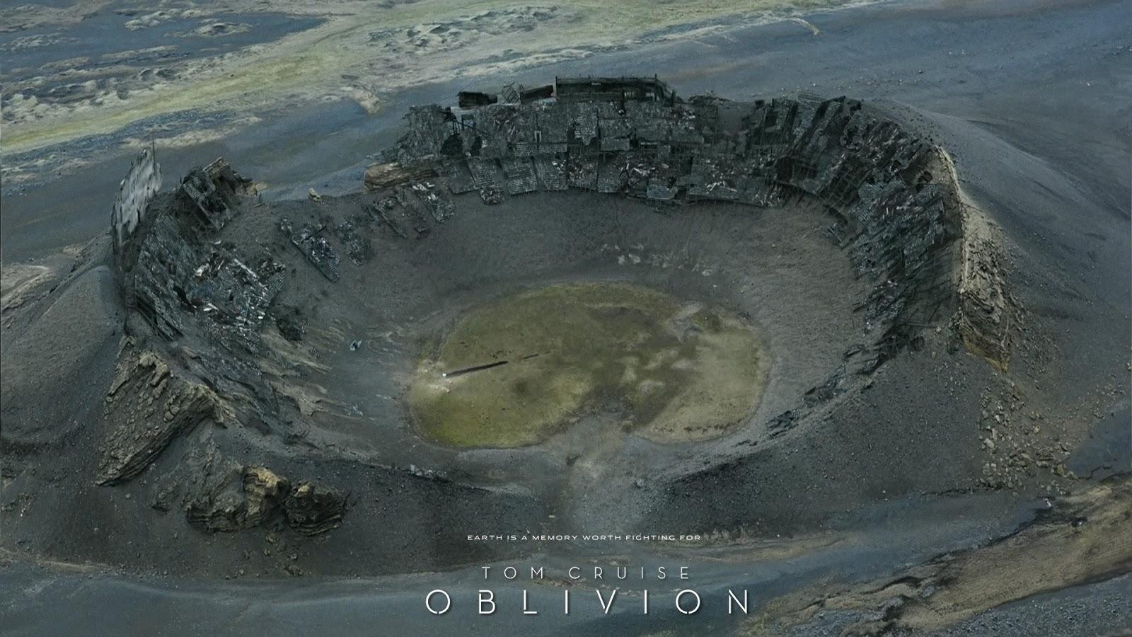 Oblivion – Joseph Kosinski celebrates 70's sci-fi. (film review)