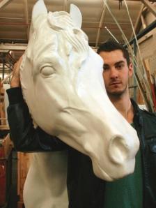 Elliott and Equus