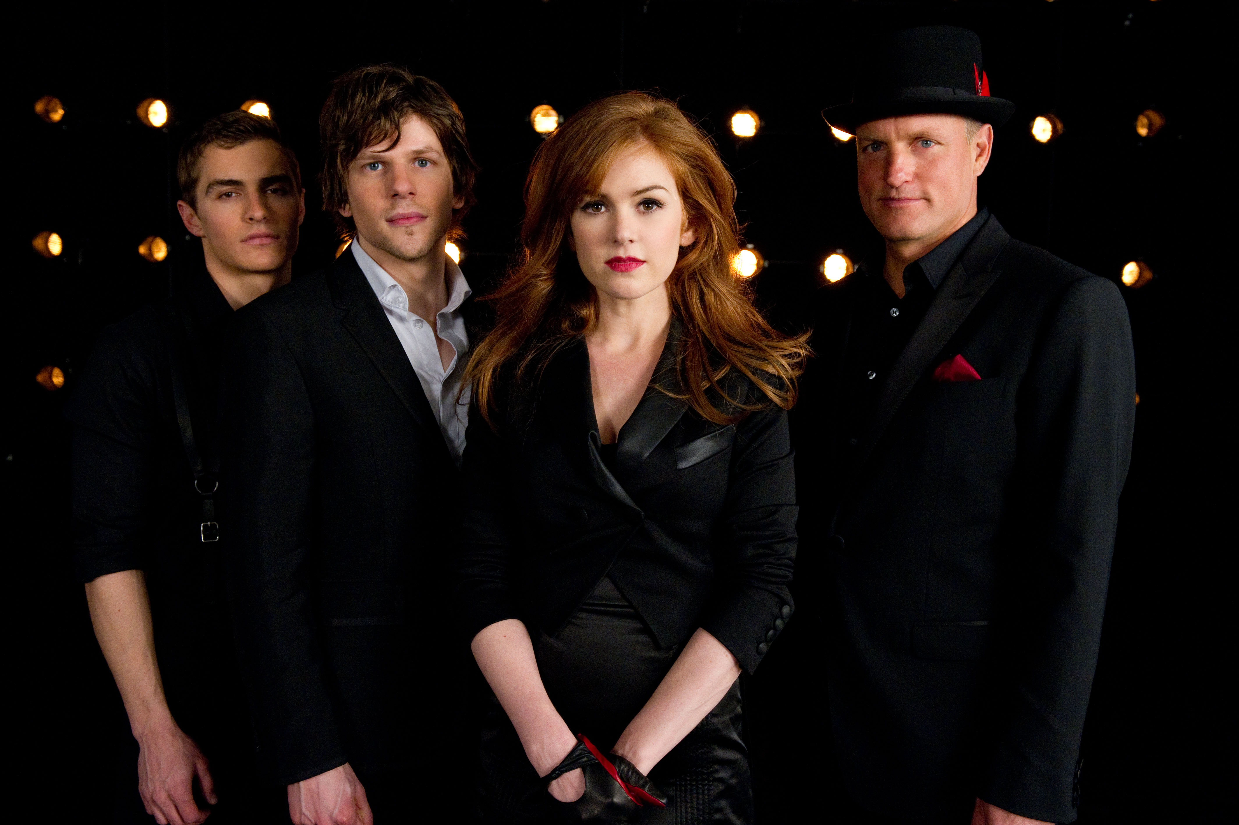 Now You See Me     Louis Leterrier and the magic of magic   film    Now You See Me Characters