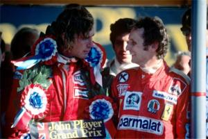 Lauda and Hunt in RL.