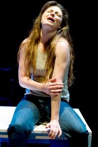 """Amber McMahon in Vanessa Bates' """"Wishbone"""""""