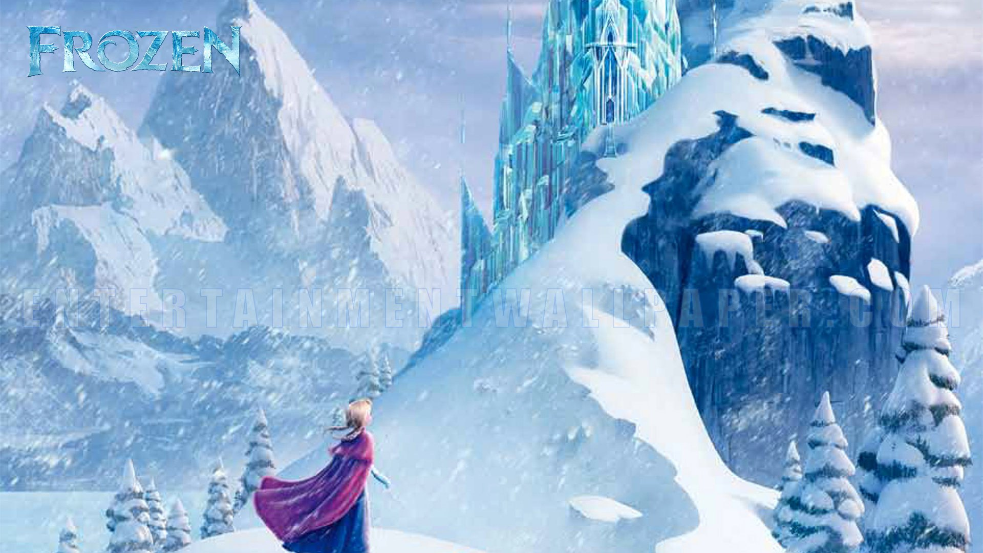 Frozen the cold never bothered me anyway disney s - Princesse frozen ...