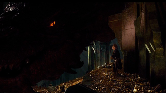 Still from The Hobbit: The Desolation of Smaug