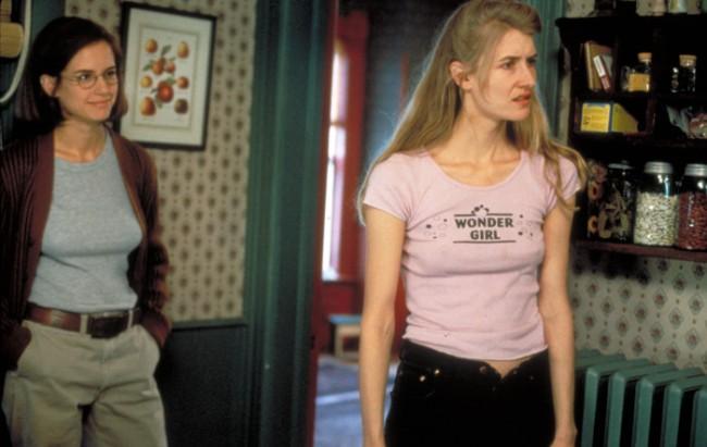 Kelly Preston and Laura Dern