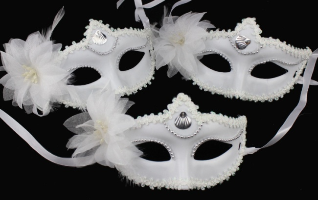 Beauty-womens-party-font-b-Masquerade-b-font-font-b-masks-b-font-font-b-white