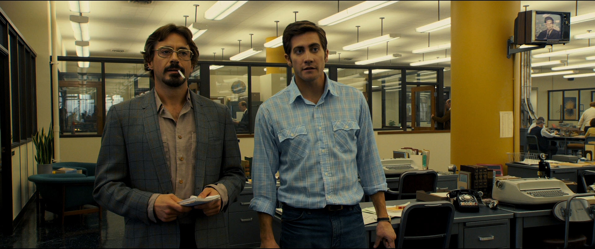 The Films of David Fincher – Zodiac (Film review) | Lisa ...