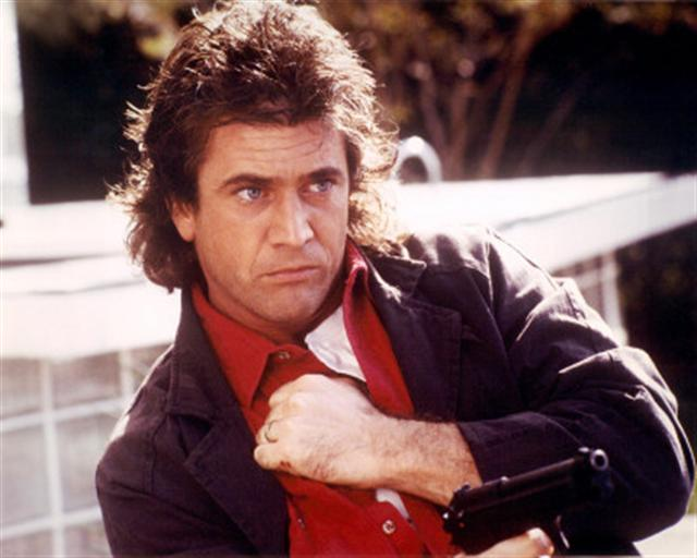 mel gibson lethal weapon small - Lethal Weapon Christmas
