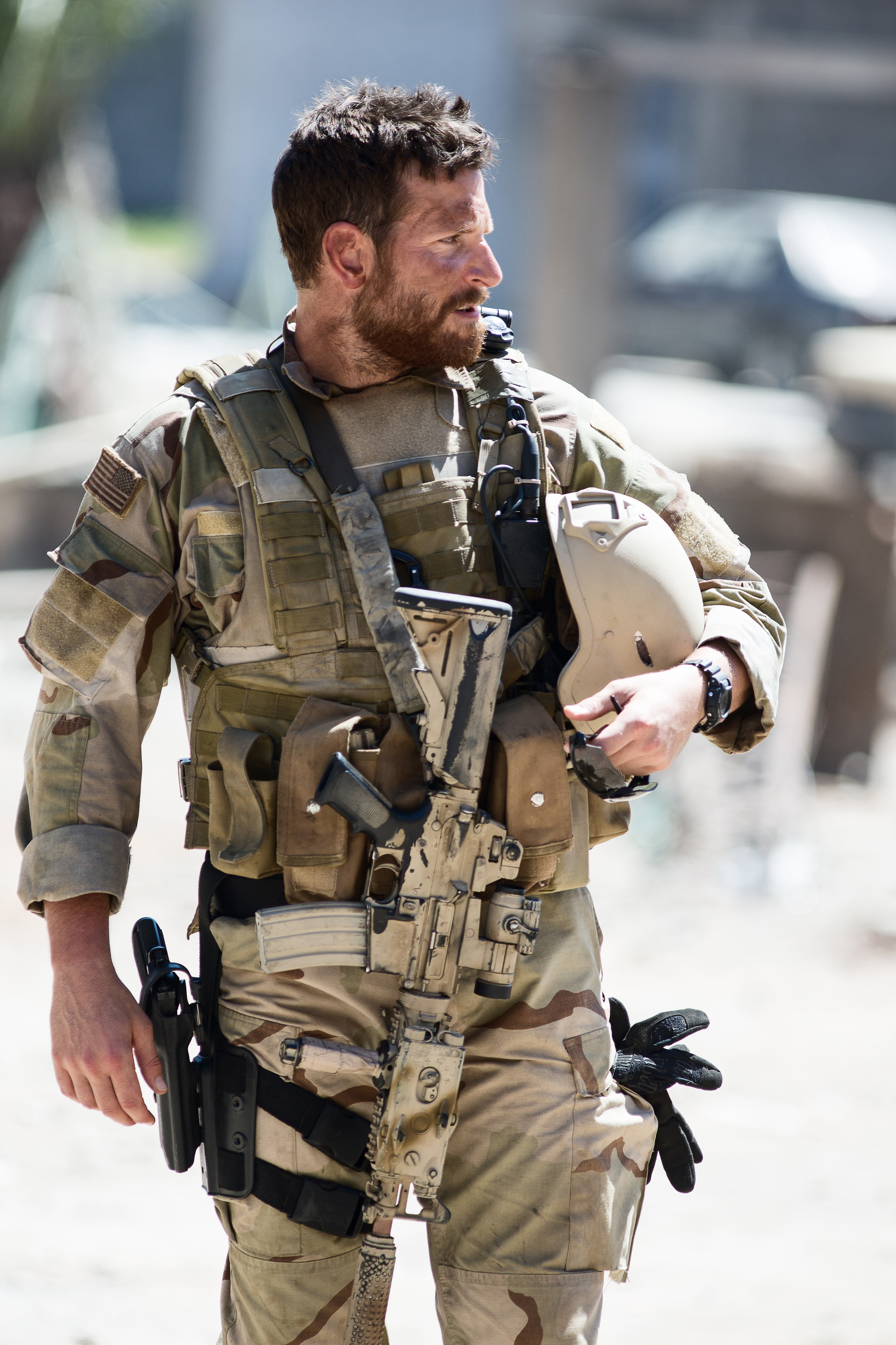 American Sniper I Need A Hero Film Review Lisa Thatcher